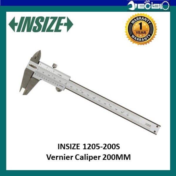 INSIZE 1205-200S VERNIER CALIPER 200MM (8)