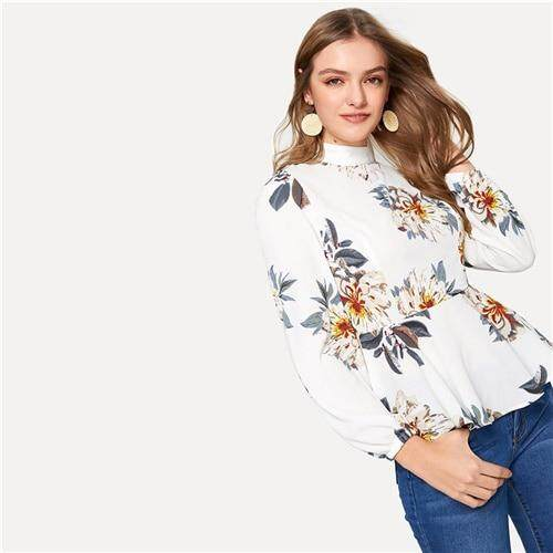 f0387a6e344 Buy Women Blouses Online at Best Price In Malaysia | Lazada