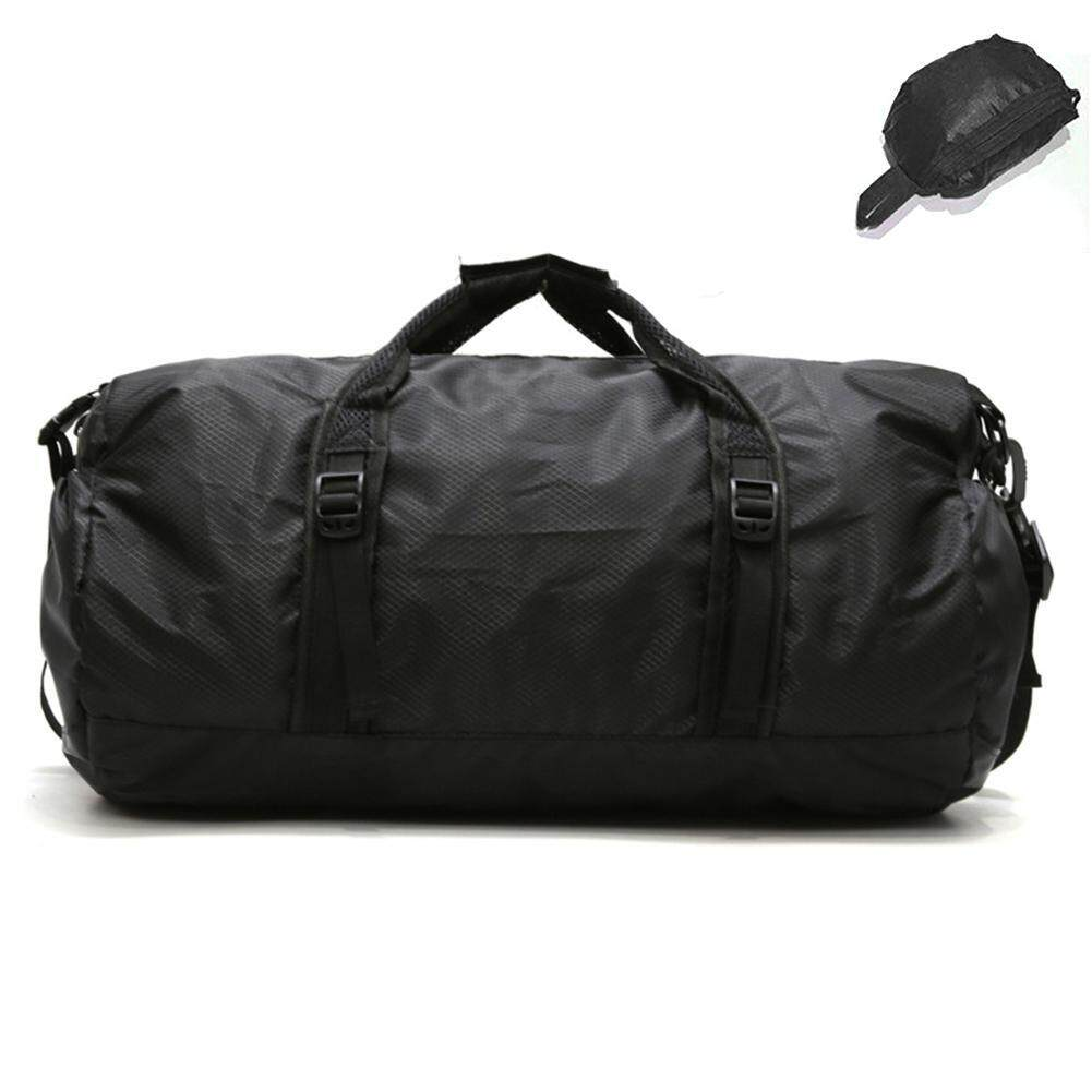 Teepao 35l พับได้กระเป๋าเดินทางขนาดใหญ่ Packable กระเป๋าใส่เสื้อผ้าพับได้พกพากระเป๋าดัฟเฟิลสำหรับ Travel Home ใช้ By Teepao.