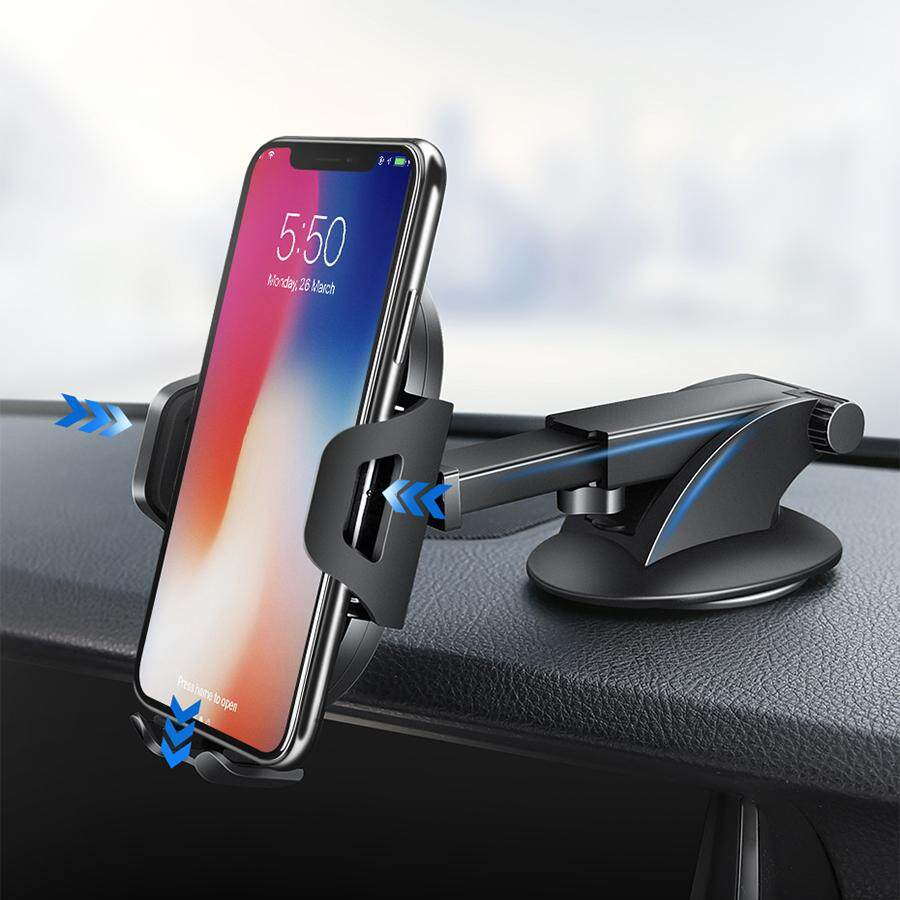 Mobile Phone Accessories Universal Car Phone Holder Suction Cup Sucker Metal Sucker Tablets Desk Sucker Design For Iphone Xs X Xiaomi Phone Holder Stand Numerous In Variety
