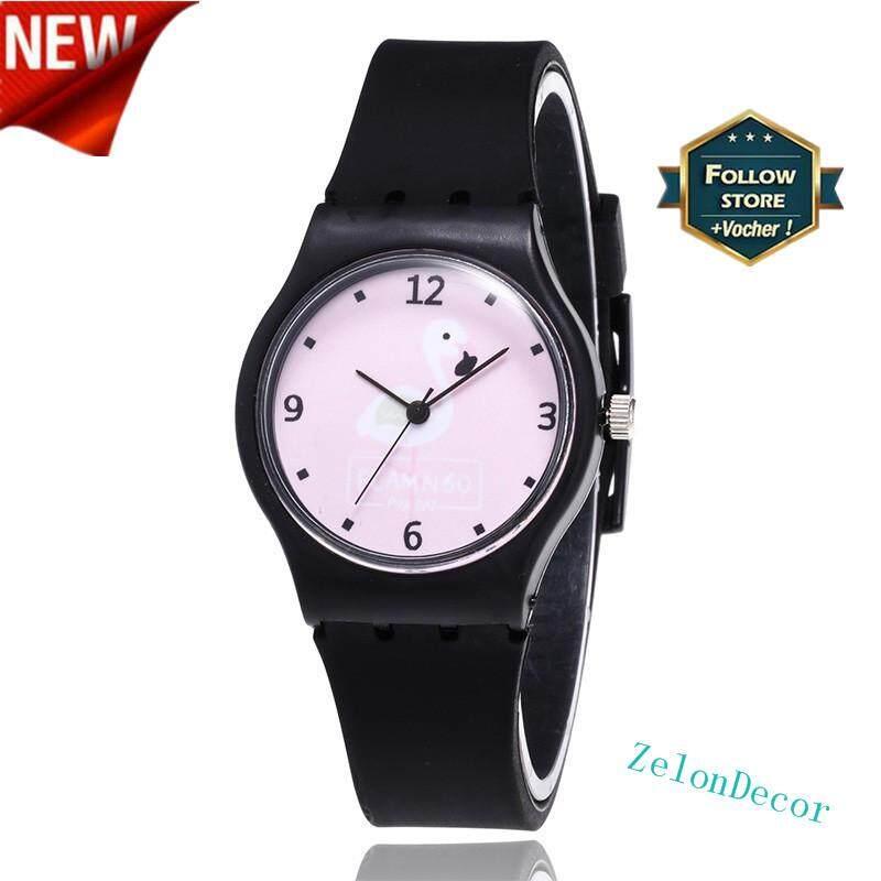Giá bán ZelonDecor Mới đồng hồ trẻ em Thể Thao Ngoài Trời Wristwtatch nam nữ Thạch Anh Đồng hồ trẻ em