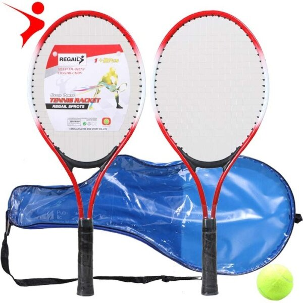 Bảng giá Vợt Tennis Trẻ Em Thực Hành Bán Buôn Vợt Cho Người Mới Bắt Đầu Vợt Tennis Hai Gói