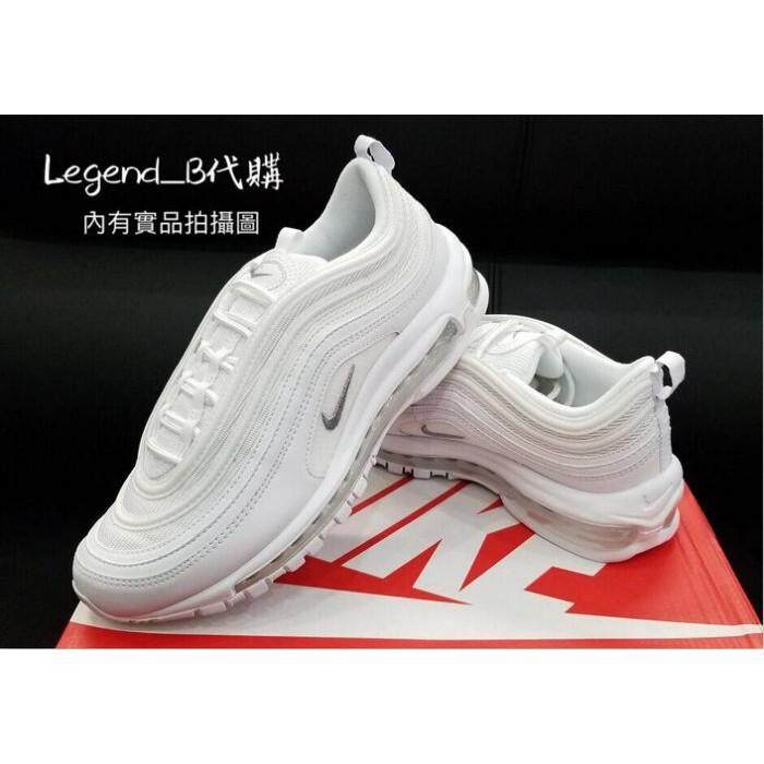 d11c411e8c Nike Air Max 97 Triple White 921826-101 全白 男女鞋 Legend_B | Lazada PH