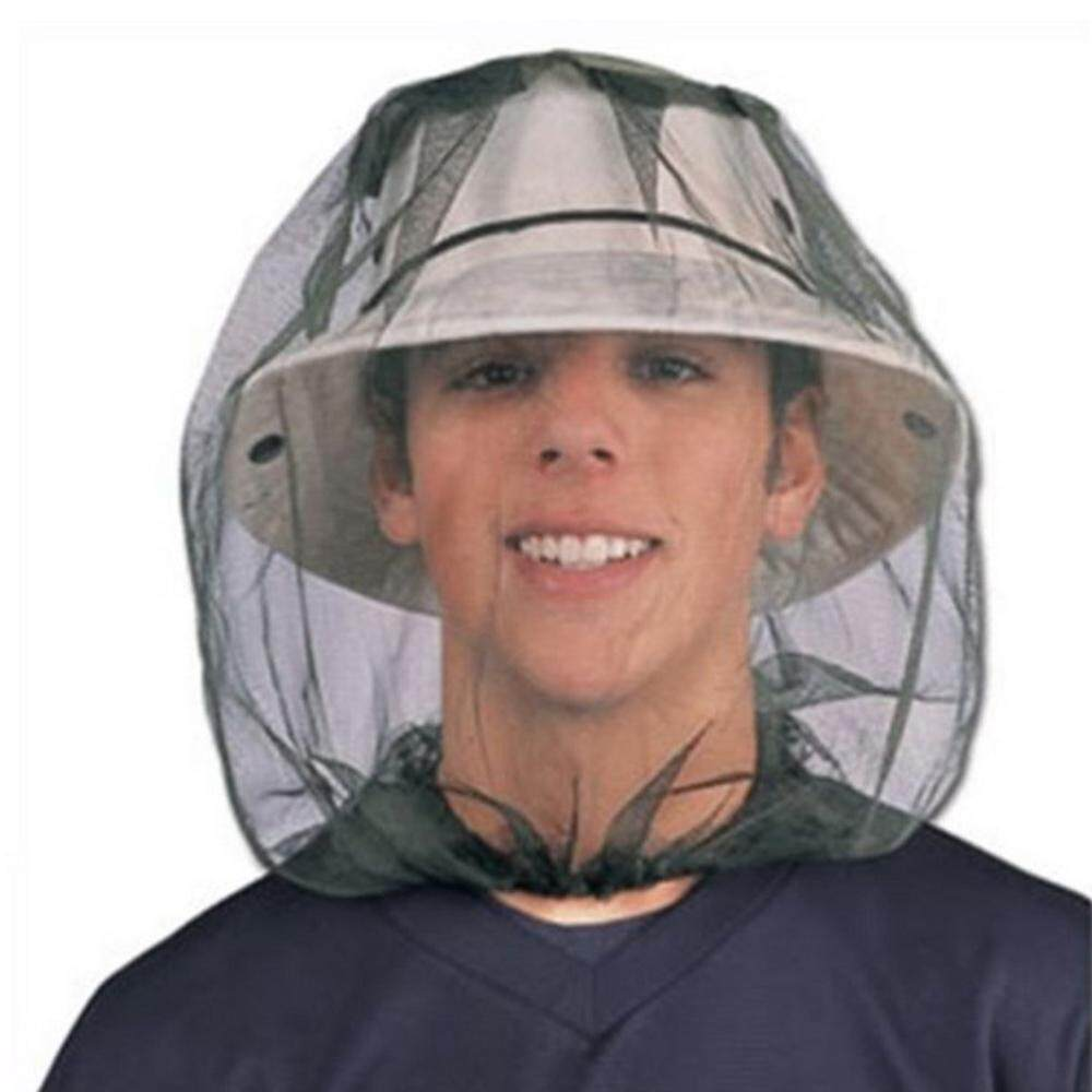 leegoal Mosquito Head Net Mesh Face Netting Fit for Various Outdoor Activities, and Gardening, Face Protection
