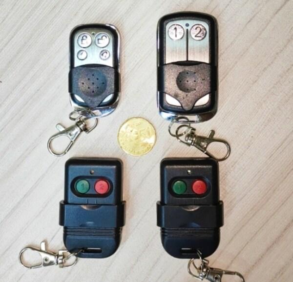 AutoGate Door Remote Control SMC5326 330Mhz / 433Mhz  Copy fution