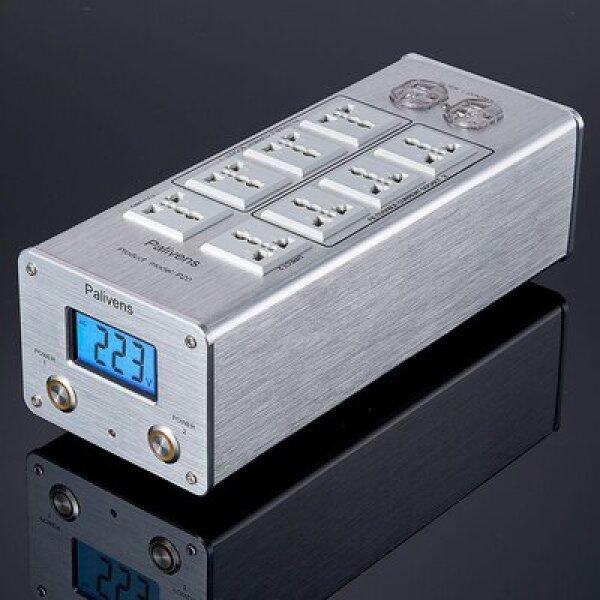 New P20 Audio Power Filter 3000W Power Filter Purifier Power Strip Audio Extension Socket 110-250V