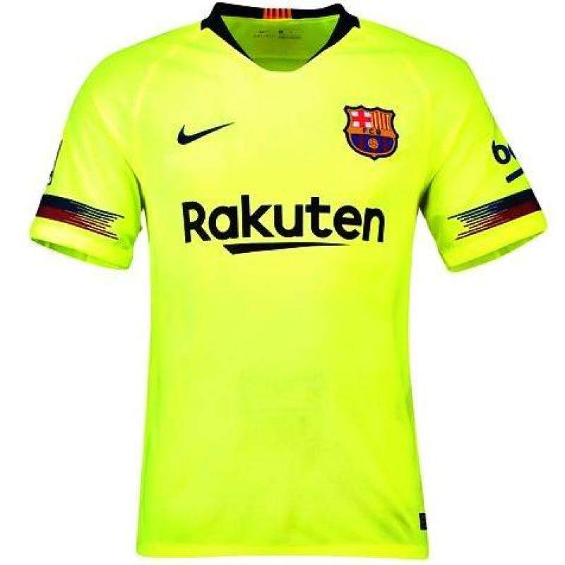 Barcelona Away Jersey 18/19 for Men Spanish Laliga