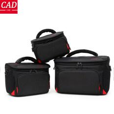 CAD Túi Đựng Máy Ảnh DSLR Chất Liệu Nylon Chống Thấm Nước Túi Đựng Máy Ảnh Canon 100D 550D 600D 650D 700D 750D 760D 60D 7D2