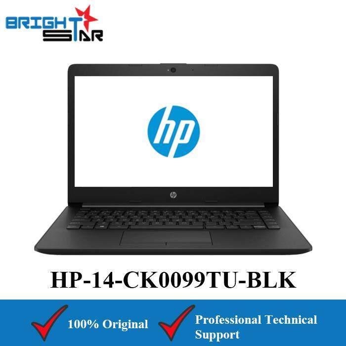 HP 14-CK0099TU Black (Intel I3-7020U/4GB/1TB/Amd R4/14inch) Malaysia