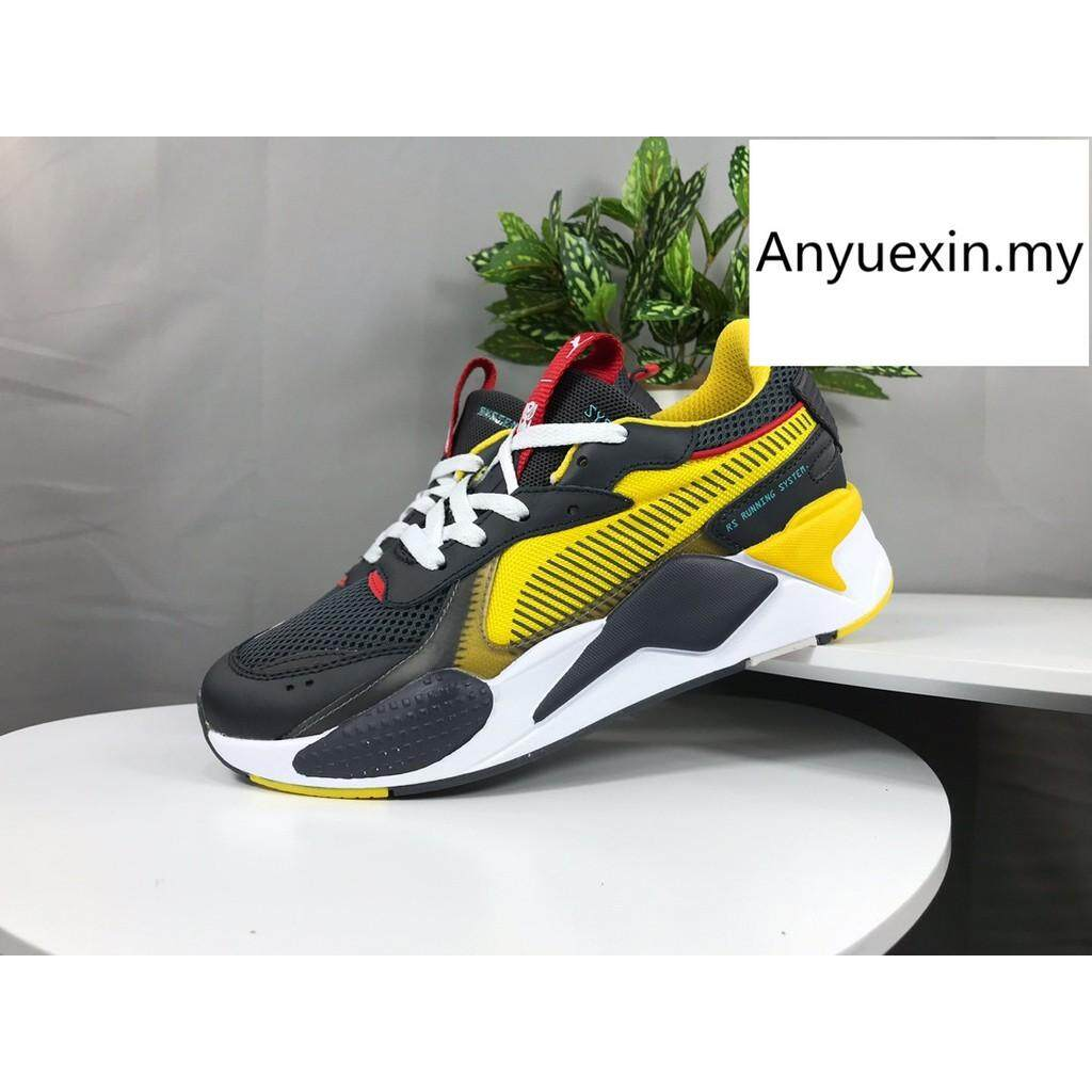 IN STOCK_Pumas_X_Original Transformers Rs-X women men running shoes size:36-45
