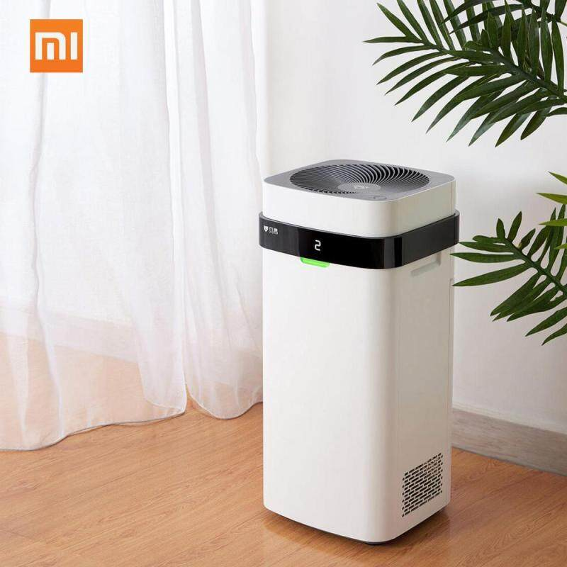 Xiaomi Airdog Air Purifier X3(M) KJ300F Ionic Non-Filter Formaldehyde PM2.5 Filtration LED Display Reusable Home Cleaner 310m³/h Particulate Matter CADR for 21m²-37m² Application Area Singapore
