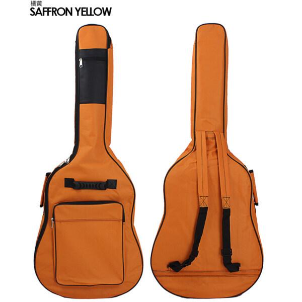 41 inch Acoustic Guitar Padded Gig Bag Beg Gitar Akustik Backpack Hand Carry (THICK) Malaysia