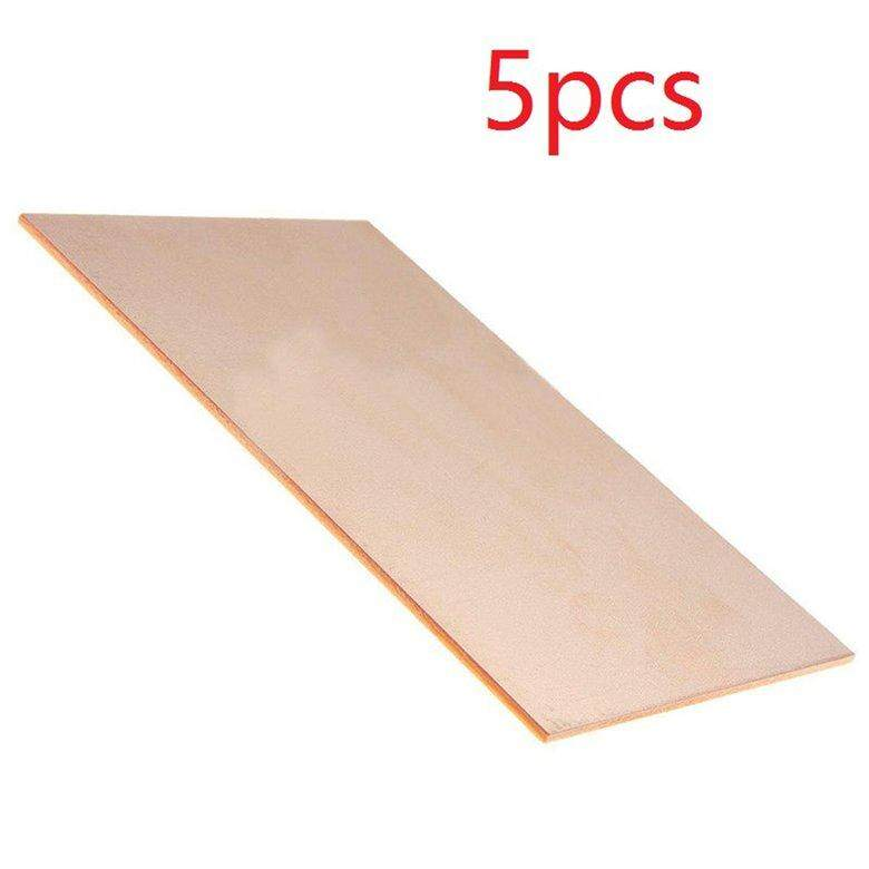 HORI one-sided circuit board plate laminated reinforced fiberglass copper plate