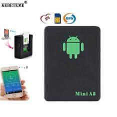 Kebeteme A8 Mini GSM GPRS Lbs Theo Dõi Realtime Công Cụ Theo Dõi Chống Trộm Overspeed Nút SOS Báo Động Định Vị Giám Sát Từ Xa dành Cho Xe Ô Tô Kid Anh Cả Vật Nuôi