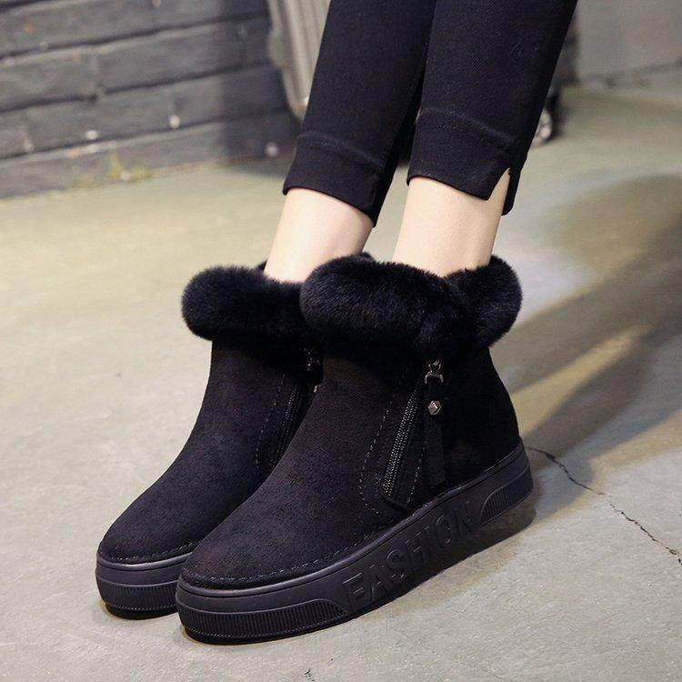 b00a188d8a2e  Winter Boots Helps U Travel Around the World  Women Boots Female Winter  Shoes Woman