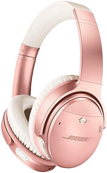 Bose QuietComfort 35 Series II Wireless Noise-Canceling Headphones (Rose Gold) Singapore