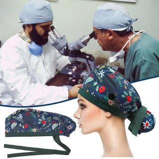 Am mũ Làm Việc Có Thể Điều Chỉnh Cho Nữ Mũ Có Nút Sweatband Đuôi Ngựa Pouch Tie Trở Lại Mũ thumbnail