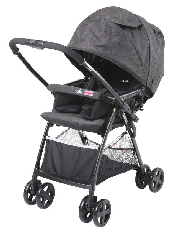 Joi Joie both face-to-face stroller Sumabagi Bae Eve instrument black 41638 Singapore