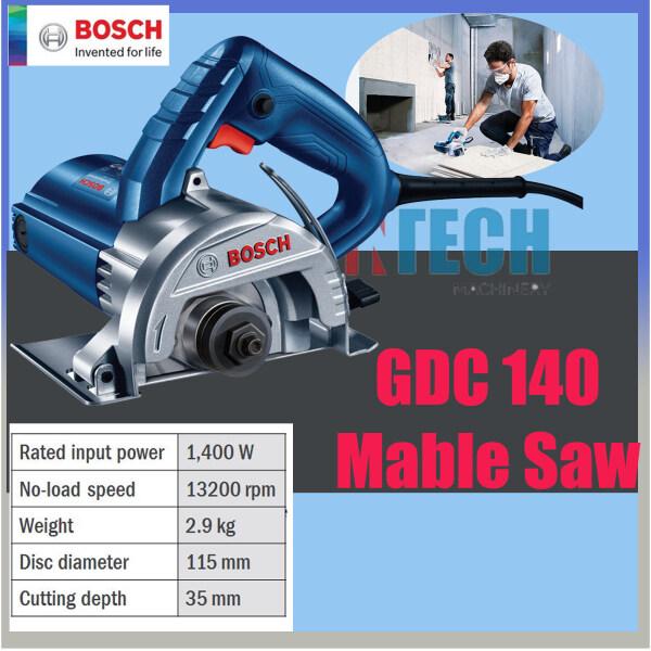 BOSCH GDC140 MARBLE SAW