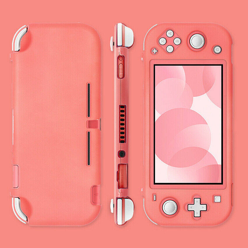 Máy Chơi Game Nintendo Switch Lite Vỏ Cứng Bảo Vệ Chống Trượt Dành Cho Nintendo Switch (3C)
