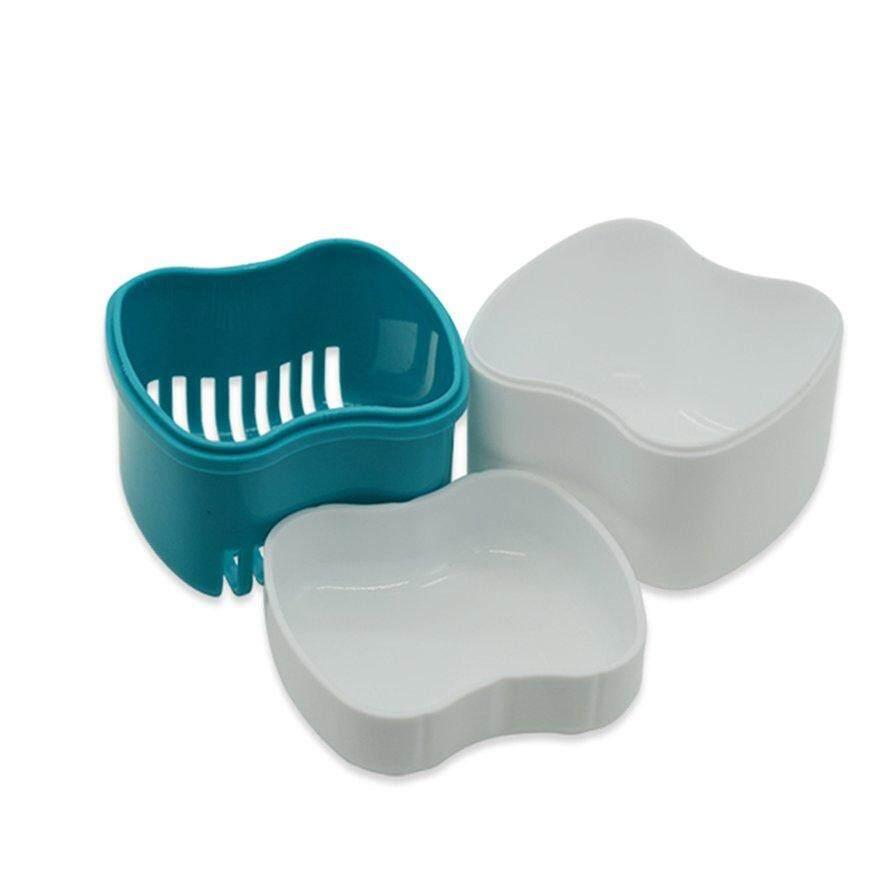 ผู้ขายที่ดีที่สุดกล่องพลาสติกสูงอุณหภูมิ Antibacterial Denture ทำความสะอาดกล่อง By Markbella.