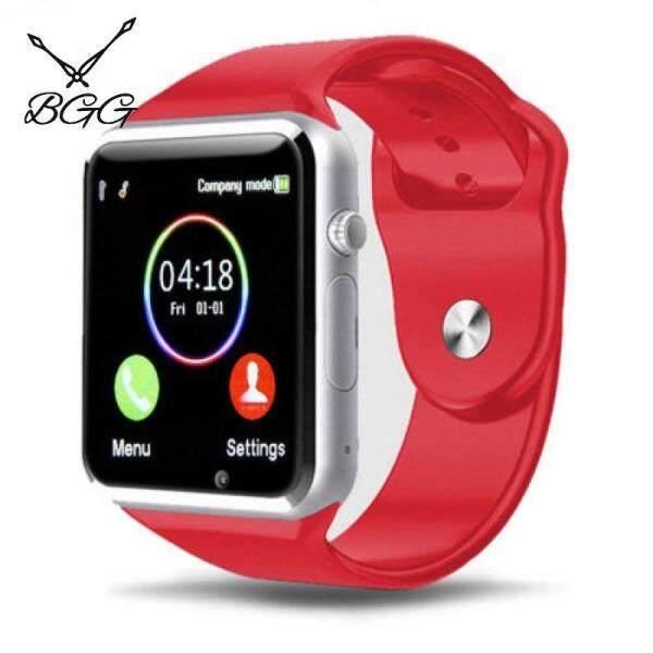Đồng Hồ Đeo Tay Thông Minh BGG Điện Thoại Bluetooth GSM Cho Android Samsung iPhone bán chạy