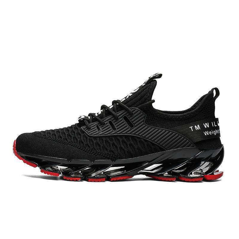 รองเท้าวิ่งสำหรับผู้ชายรองเท้าผ้าใบสำหรับบุรุษแฟชั่นรองเท้าเดินสบาย.