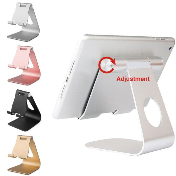 High Quality Colorful Adjustable Universal Tablet Stand Holder Desktop Phone Bracket Malaysia