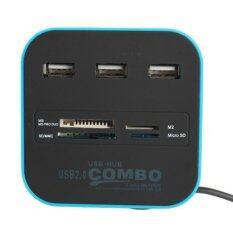 3 Port USB HUB Card Reader Malaysia