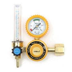 0-25Mpa Argon CO2 Mig Tig Flow Meter Gas Regulator Flowmeter Welding Weld Gauge