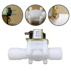 Sway 1 Pcs Dc 12v Air Water Magnetic Switch Normally Closed Electric  Solenoid Valve By S_way
