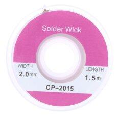 1 x Desoldering Braid Solder Remover Wick CP-2015 5 ft. 2.0mm