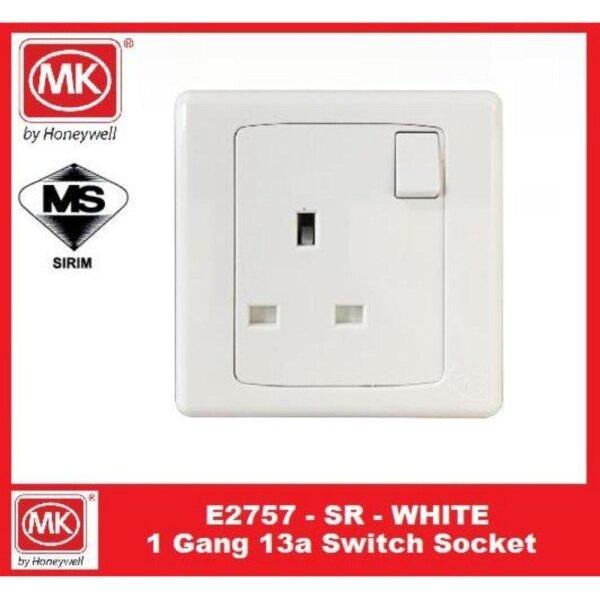 10 pcs MK E2757 Single Switch Socket