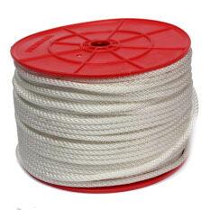 100mx2.5/3.5/4/4.5mm Nylon Pull Starter Recoil Start Cord Rope Lawnmower Roll