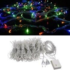 10M String 100 LED Christmas Tree Fairy Party Lights Lamp Xmas Waterproof Singapore