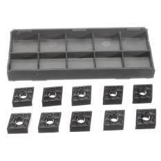 【Free Shipping】10pcs Carbide Dạng CNMG120408-TF IC907 CNMG432-TF Hợp Kim Nhôm CNC Phay