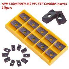 Qianmei 10pcs One Box CNC Carbide Tips Inserts Blade Cutter Lathe Turning Tool