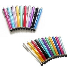 Mua 10pcs Universal Metal Touch Screen Pen Stylus For iPhone iPad Tablet Phone Multicolor