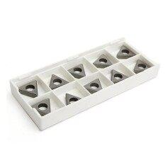 10pcs/box MT1603 Carbide Shim 60Deg Triangle for TNMG1604 Insert Turning Tool