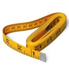 120 inch 3M Ruler Tape Measure Sewing Cloth Dieting Tailor Fitness Accurate Body Measuring Tape Cloth Tailor Tape