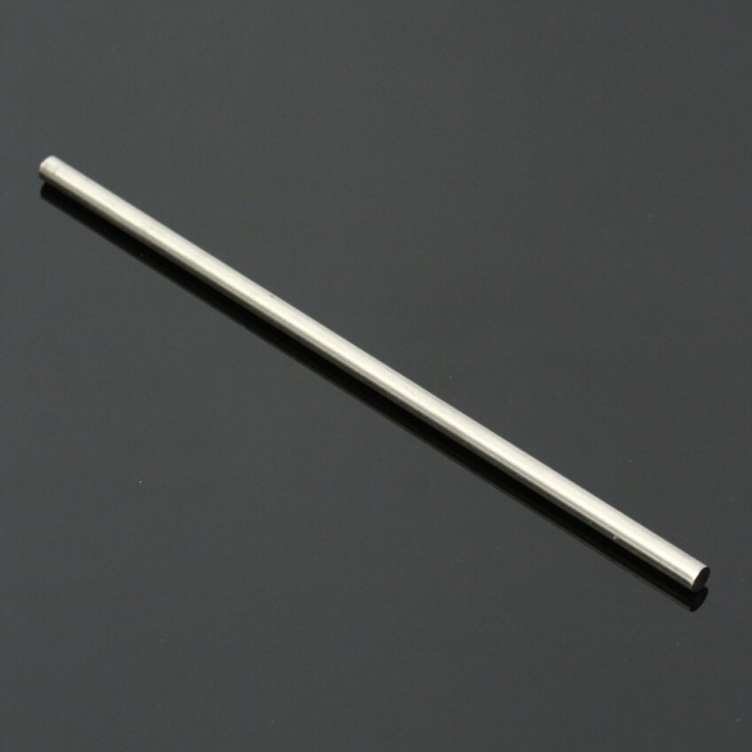 125mm 201Bright Mild Steel & Stainless Steel Round SolidMetal Bar Rod EN1A 3mm 40mm