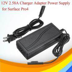 12V 2.58A Charger Adapter Power Supply For For Microsoft Surface Pro 4 Tablet