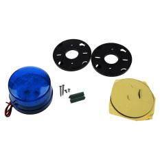 12v Alarm Led Flashing Strobe Light for home security alarm system blue
