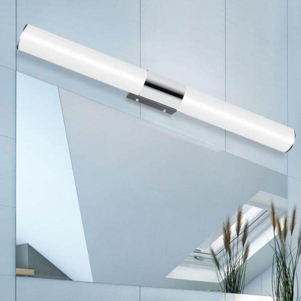 14W Modern Style Home Bathroom Front Mirror LED Light Wall Mount Lamp Fixture (Cool Light) - intl