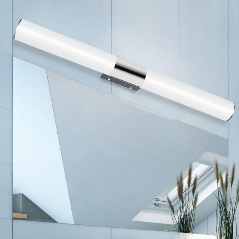 14W Modern Style Home Bathroom Front Mirror LED Light Wall Mount Lamp Fixture (Warm Light) - intl