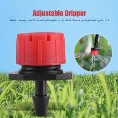 150pcs Adjustable Mini Garden Irrigation Watering Flow Dripper Head Drip Flower Plant Tools