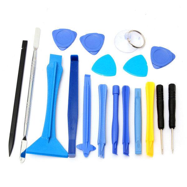 18 IN1 Mobile Repair Opening Tool Kit Set Pry Spudger Trox Screwdriver For Phone