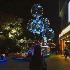 ... Balon Lampu Tumblr - GAGANG SAJA. Source · 18-Inch Foil Helium Transparent LED String Bobo Balloons Flashing Lights for Christmas Party,
