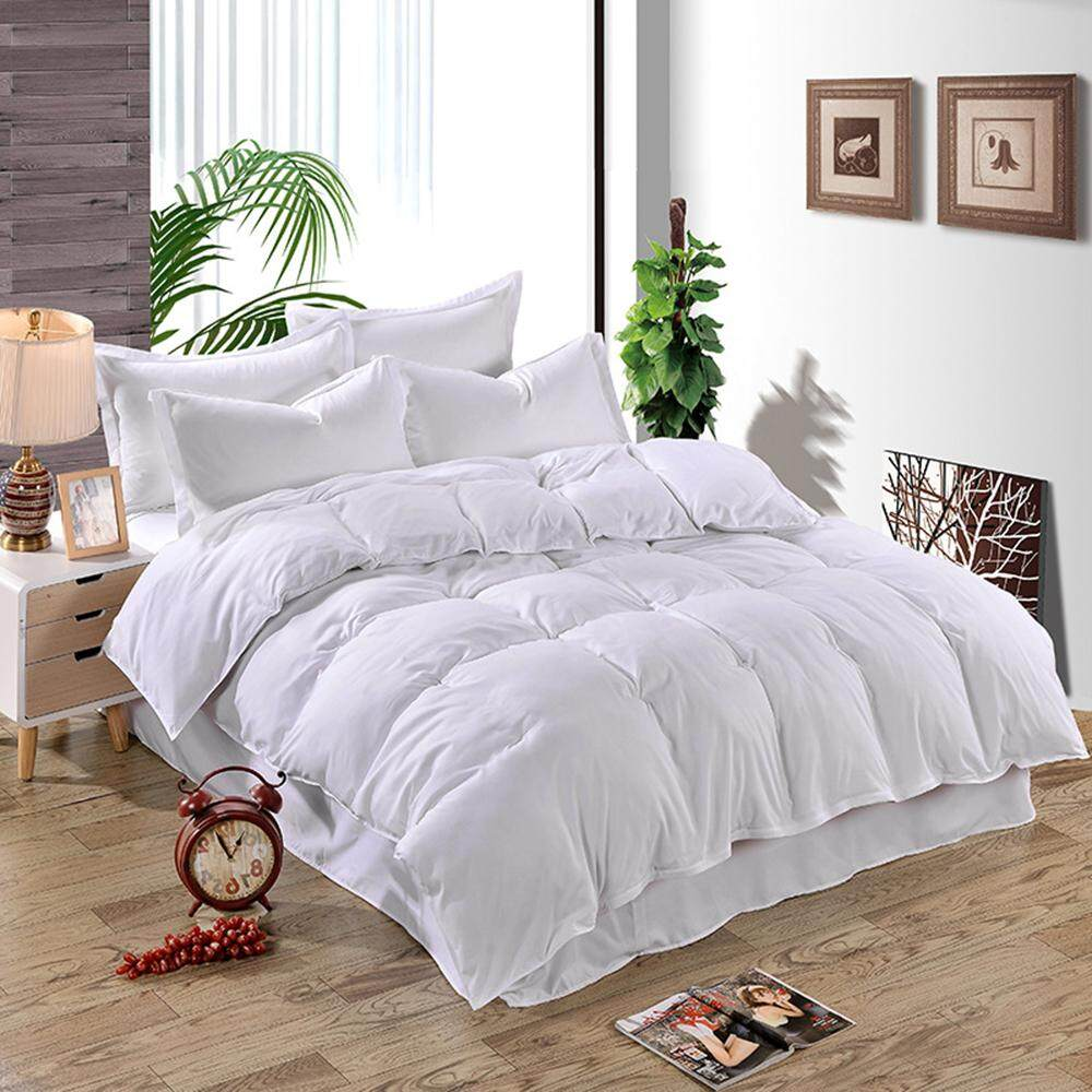 1Pc Duvet Quilt Cover Bedding Set Single Double Queen King Size Comforter Set Intl Compare Prices