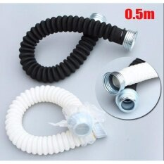 1X From gas mask to filter Tube 50mm Respirator Gas mask hose connection Rubber